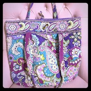 Vera Bradley Heather tote bag